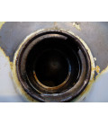 reservoir essence + robinet + cache carenage moto suzuki 350 dr