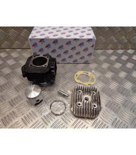 cylindre piston culasse dr fonte sport diam 47 mm scooter mbk 50 booster next rocket stunt minarelli vertical DR-KT00088