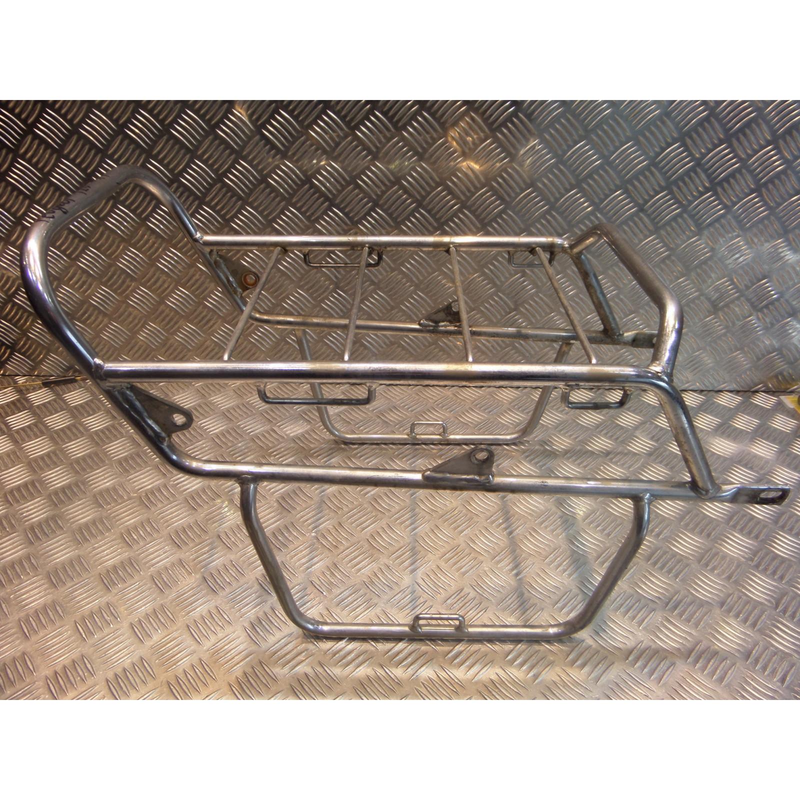 porte bagage paquet support top case moto peugeot 125 txt