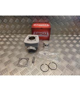 cylindre piston diam 46 mm airsal 02020846 mobylette cyclomoteur peugeot 103 sp mvl vogue spx rcx ...
