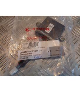 boitier electrique de controleur pression pneumatique 39650-lgc6-e00 scooter kymco 550 ak