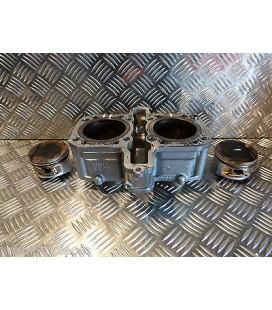cylindre piston origine moto kawasaki 500 er5 2001 - 2005 promotopieces