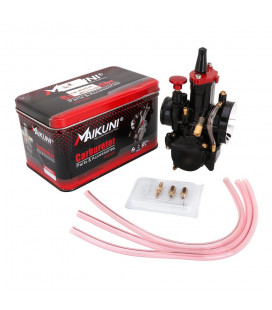 carburateur pwk maikuni 34 powerjet racing pour moto scooter quad buggy preparation course mecaboite dirt dax ...