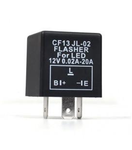 centrale clignotant 3 pins cf13 jl-02 relais led ampoule 12v moto scooter buggy atv ...