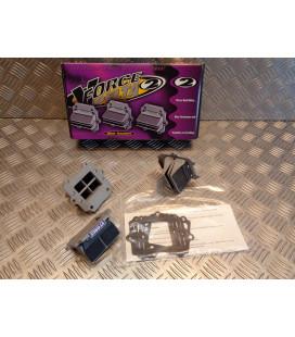 kit 3 boite clapet carbone v-force 2 jet ski arctic cat 900 et 1000 cc V2W110-3 bihr 360511