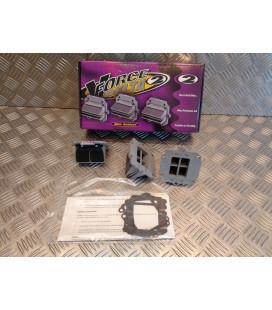 kit 3 boite clapet carbone v-force 2 jet ski polaris 650 750 780 785 sl V2W131-3 bihr 360509