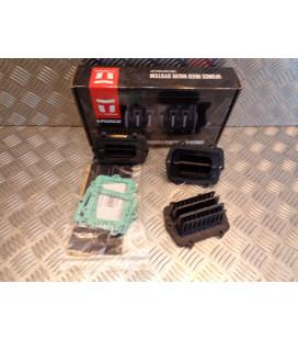 kit 3 boite clapet carbone v-force 3 quad polaris 900 1050 sl sltx moto tassinari V3132-873F-3 bihr 360359